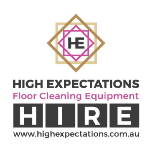 High Expectations Floor Cleaning Equipment Hire