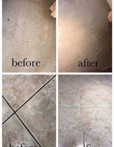 Clean tiles Perth DIY