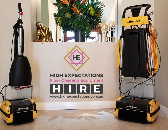 High expectations floor cleaning equipment hire perth high rotowash floor cleaning equipment hire perth solutioingenieria Gallery